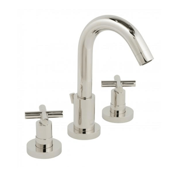Vado Elements Water 3 Hole Deck Mounted Mono Basin Mixer-21702