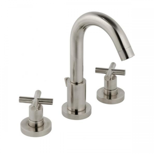Vado Elements Water 3 Hole Deck Mounted Mono Basin Mixer-21703