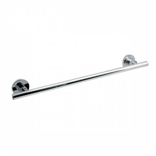Vado Elements Wall Mounted Chrome 450mm Single Towel Rail-0