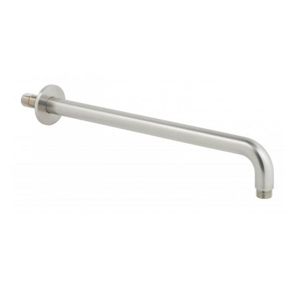 Vado Individual Round 390mm Easy Fit Wall Shower Arm-21853