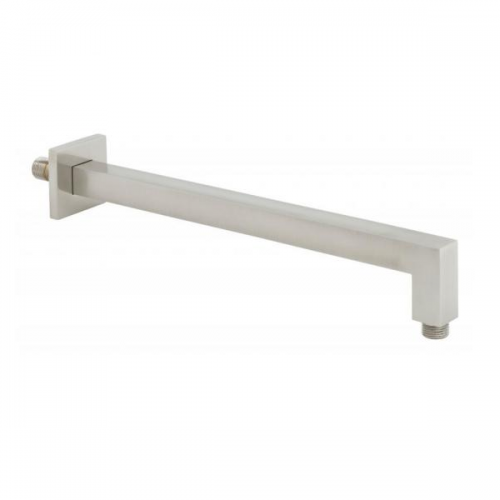 Vado Individual Square 390mm Easy Fit Wall Shower Arm-21866