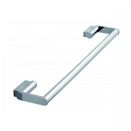 Vado Infinity Wall Mounted Chrome 450mm Single Towel Rail-0