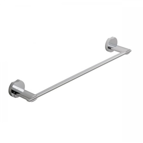 Vado Kovera Wall Mounted Chrome 505mm Single Towel Rail-0