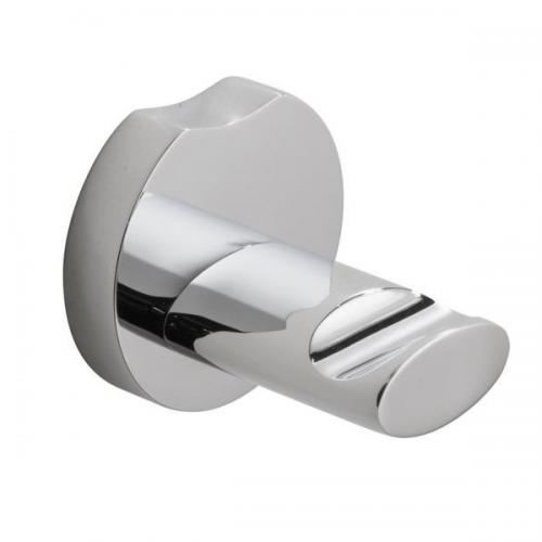 Vado Kovera Wall Mounted Chrome Single Robe Hook-0