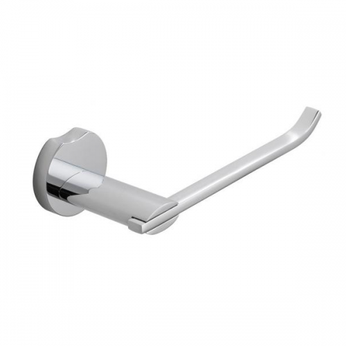 Vado Kovera Chrome Wall Mounted Toilet Paper Holder-0