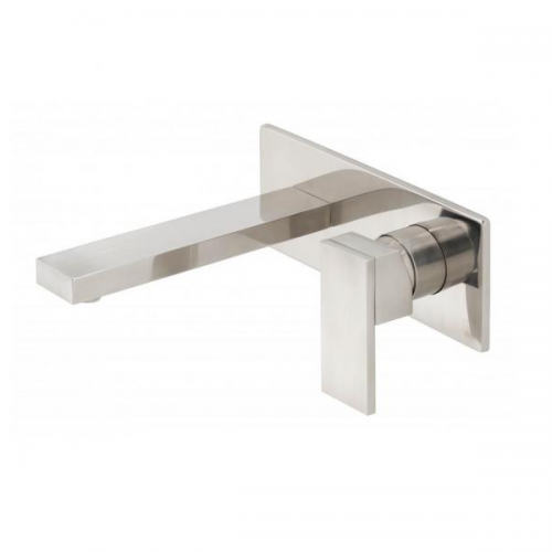 Vado Notion 2 Hole Single Lever Wall Mounted Basin Mixer-21671
