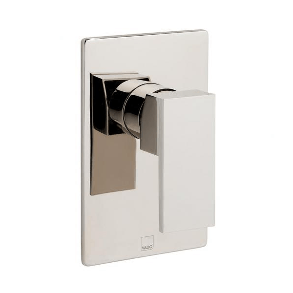 Vado Notion Wall Mounted Concealed 2 Outlet Manual Shower Valve-21800