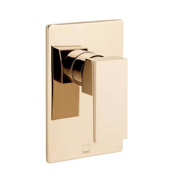 Vado Notion Wall Mounted Concealed 2 Outlet Manual Shower Valve-21799