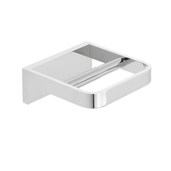 Vado Omika Chrome Wall Mounted Toilet Paper Holder -0