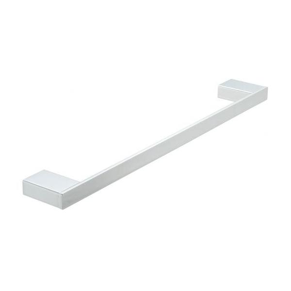 Vado Phase Wall Mounted Chrome 450mm Single Towel Rail-0