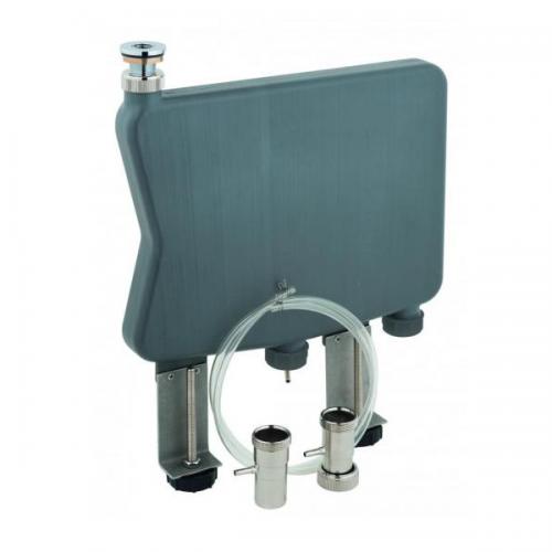 Vado Notion Capsule Chrome Deck Mounted Shower Kit for Bath-20957