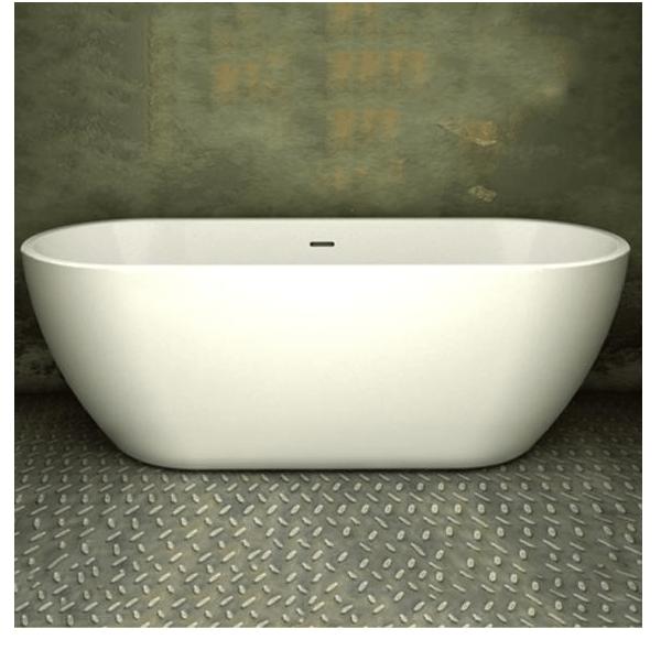 Charlotte Edwards Belgravia 1690x730mm Freestanding Bath-0