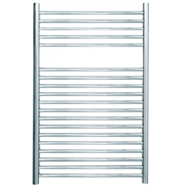 JIS Coombe Stainless Steel 780x500mm Heated Towel Rail-0