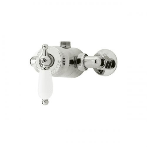 Premier Edwardian Sequential Thermostatic Shower Valve-0