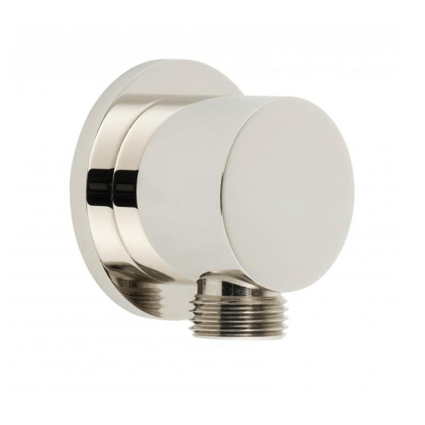 Vado Elements Wall Mounted Round Wall Outlet Only-21922