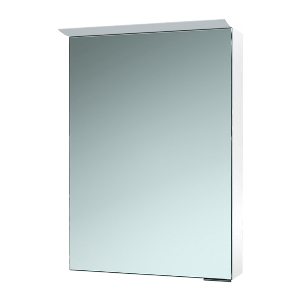 Saneux Glacier 500x700mm Wall Mounted Mirrored Cabinet-0