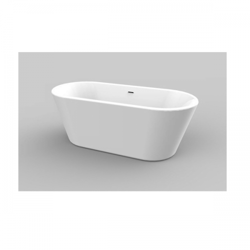 Charlotte Edwards Grosvenor 1650mm Freestanding Bath-22095