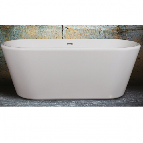 Charlotte Edwards Grosvenor 1650mm Freestanding Bath-0