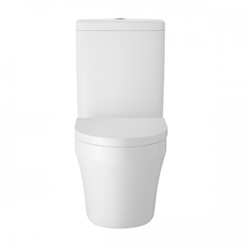 Hudson Reed Luna Complete Semi Flush Close Coupled Toilet-0