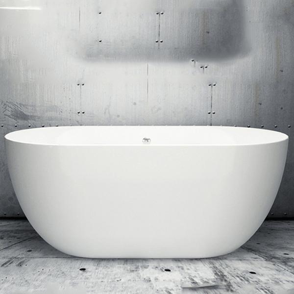 Charlotte Edwards Mayfair 1500mm Freestanding Bath-0