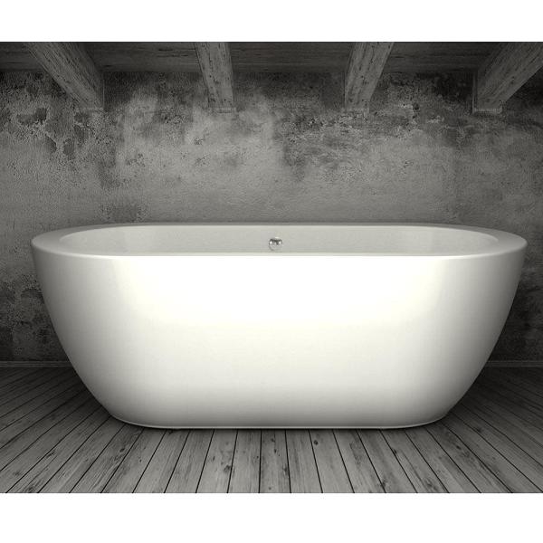 Charlotte Edwards Olympia 1690mm Freestanding Bath-0