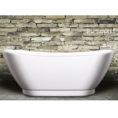 Charlotte Edwards Richmond 1760mm Freestanding Bath-0