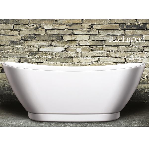Charlotte Edwards Richmond 1760mm Freestanding Bath-0
