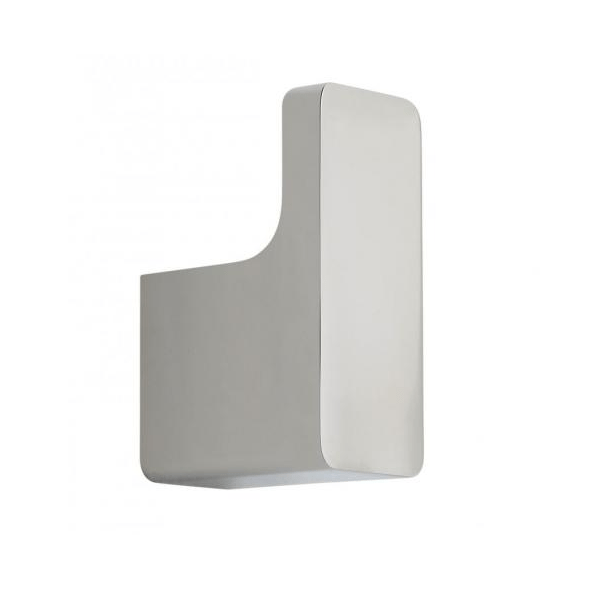 Vado Shama Wall Mounted Modern Single Robe Hook-21944