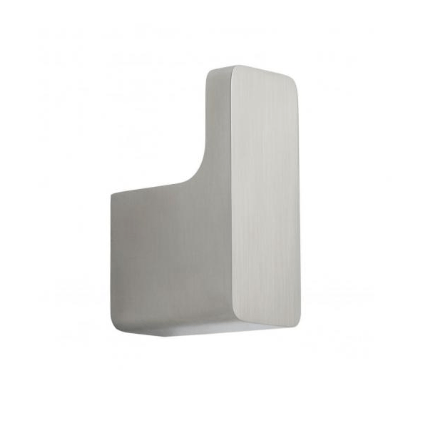 Vado Shama Wall Mounted Modern Single Robe Hook-21945
