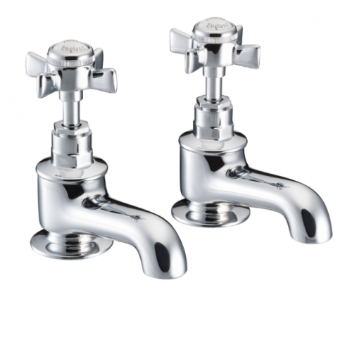 St James Collection English Handles Bath Taps