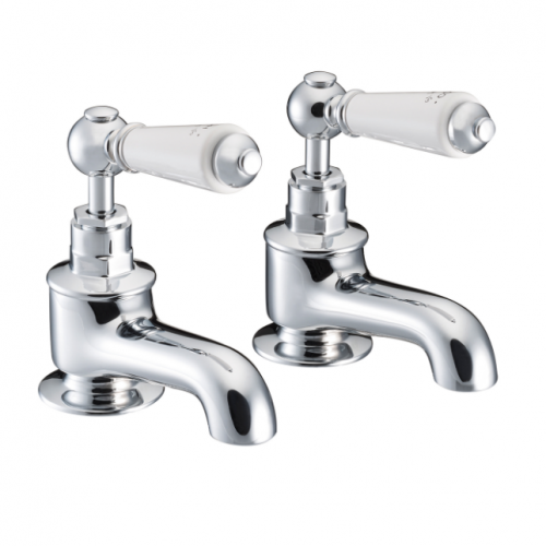 St James Collection London Lever Bath Taps