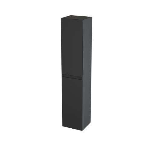Saneux Uni Tall Boy 1700mm Matt Anthracite Storage Unit-0