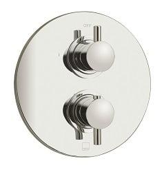 Modern Thermostatic 1 Outlet Shower Valves