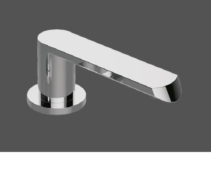 Graff Phase Polished Chrome Deck Mounted Washbasin Spout